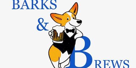 Barks & Brews tickets