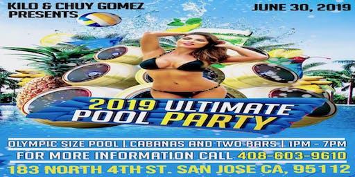 Kilo & Chuy Gomez Present 2019 Ultimate Pool Party