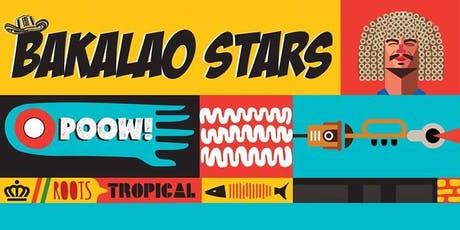 Bakalao Stars Album Release w/ Los Acoustic Guys, Tumbao tickets