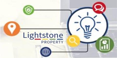 Advanced Lightstone Training @ PPS Centurion Square tickets