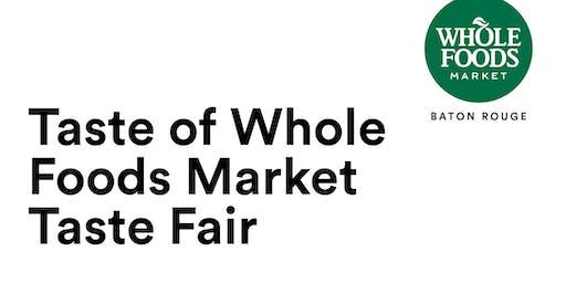 Taste of Whole Foods Market Taste Fair