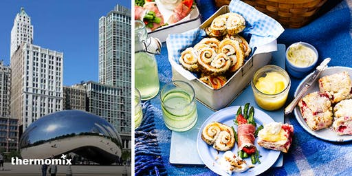 Thermomix® Healthy SUMMER Cooking Class - Chicago