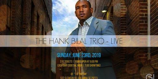 The Hank Bilal Trio - Live