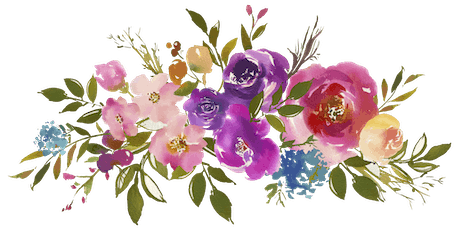Learn to Paint Watercolor Florals tickets