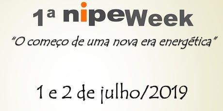 1.ª NIPE Week ingressos
