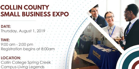 2019 Small Business Expo - Collin County Black Chamber of Commerce tickets