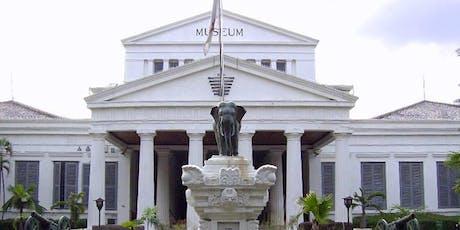 Sightseeing in Jakarta - Saturday 7 September 2pm tickets