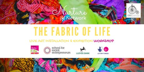 Nurture Network: FREE Fuse Festival Art Workshop with Emily Charlotte Furniture tickets