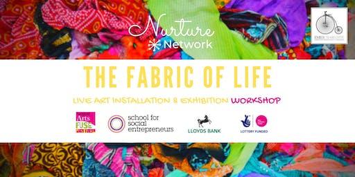 Nurture Network: FREE Fuse Festival Art Workshop with Emily Charlotte Furniture