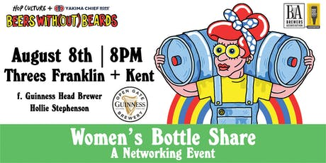 Hop Culture x Guinness Present: Women's Networking Bottle Share tickets