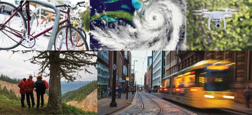 Geography, GIS and Urban Planning Career Fest at ASU