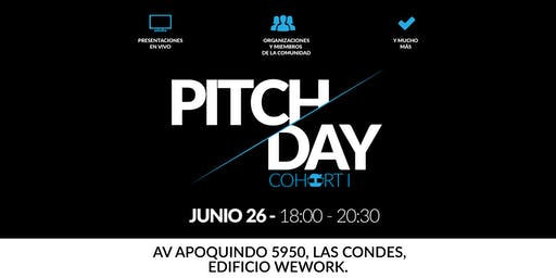 Cohort I Pitch Day | 4Geeks Academy Chile