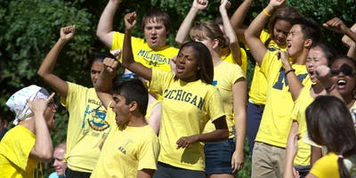 University of Michigan Freshman Sendoff 2019 - West Metro Detroit