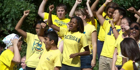 University of Michigan Freshman Sendoff 2019 - West Metro Detroit tickets