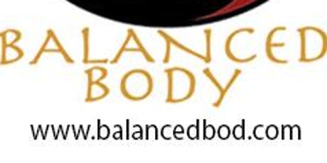 Learn to Live a Balanced Healthy Life. tickets