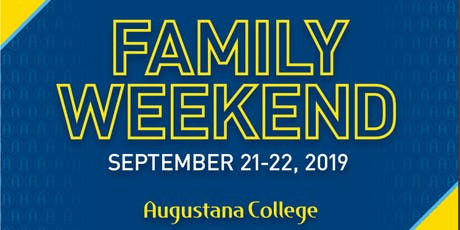 Augustana Family Weekend 2019 tickets
