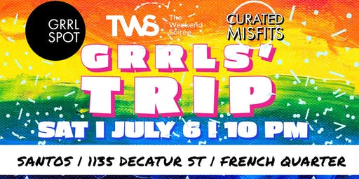 Essence Weekend:  Grrls' Trip With GrrlSpot, The Weekend Soiree & Curated Misfits