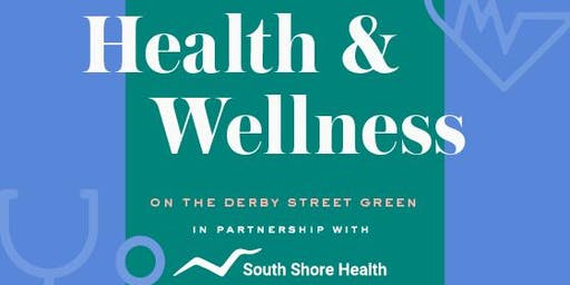 Physical Wellness on the Green: Core & More Fitness