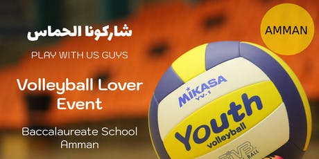 Volleyball Lovers Event  tickets