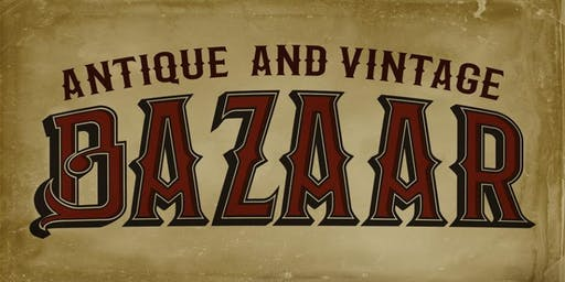 VIP Reception & First Purchase Opportunity- Scottish Rite Antique & Vintage Bazaar