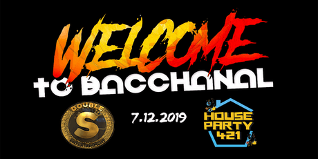 Welcome To Bacchanal tickets