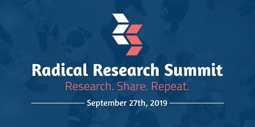 Radical Research Summit 2019