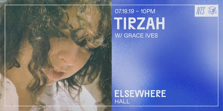 Tirzah @ Elsewhere (Hall) tickets
