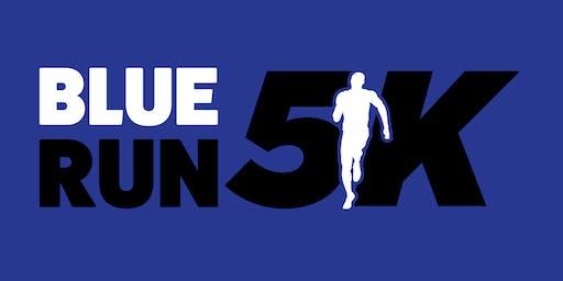 Blue Run 2019 - Trooper Leon Bench Foundation