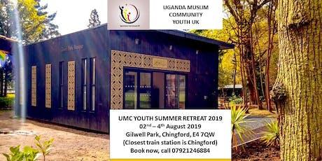 Uganda Muslim Community Youth Summer Retreat 2019 tickets