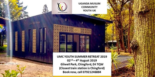 Uganda Muslim Community Youth Summer Retreat 2019