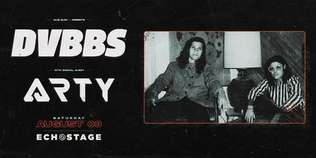 DVBBS with ARTY tickets