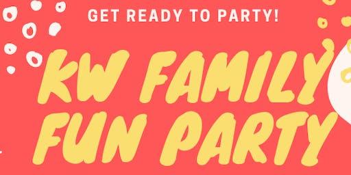 KW Family Fun Party