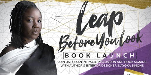 Leap Before You Look - Book Launch