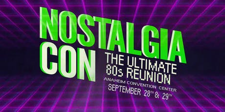 NostalgiaCon 2019 tickets