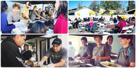IVRS Thanksgiving Luncheon- Volunteers Needed tickets