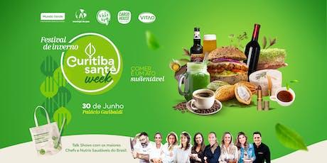 Festival Curitiba Santè Week ingressos