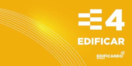 E4 - EDIFICAR - TURMAS 2º SEMESTRE 2019  ingressos