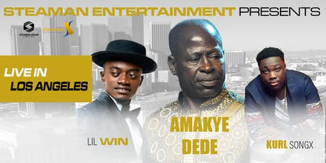 AMAKYE DEDE U.S. TOUR LIVE IN CONCERT tickets