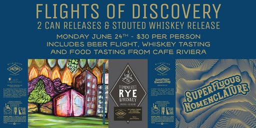 Flights of Discovery and Can Release