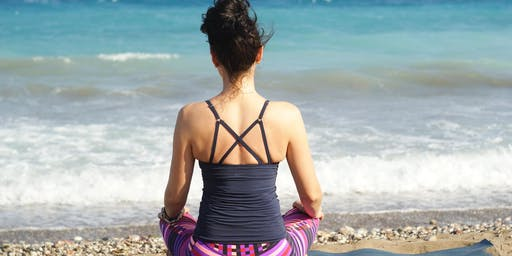 Yoga at the Beach: Open Level Gentle Flow