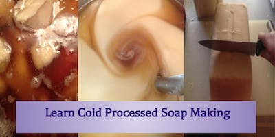Holiday Soap Making Workshop with Kelly Smith