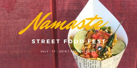 Namaste Street Food Fest tickets