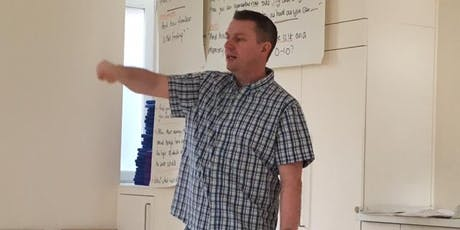 IEMT (Integral Eye Movement Therapy) Practitioner 2 Days with Alan Johnson tickets