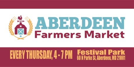Aberdeen Farmers Market tickets