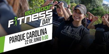 Fitness Day Muscletech  entradas