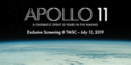 Apollo 11: Exclusive Screening tickets