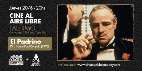 Cine al Aire Libre: EL PADRINO (1972) - Jueves 20/6 entradas