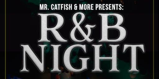 R&B Night with DJ LT