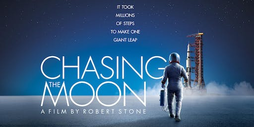 5:45pm:  'Chasing the Moon' Preview Screening and Special Guests