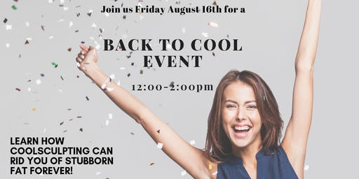 Back to Cool Event